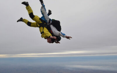 Paracaidismo como filosofía de vida